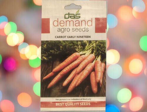 Demand Agro Carrot Early Nineteen