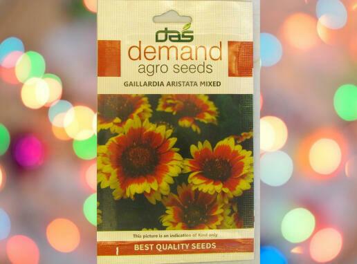 Demand Agro Gallardia Mixed
