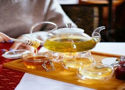 Raw Wild Forest Honey (35gm sample bottle)
