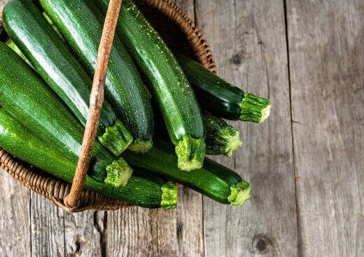 Zucchini Seeds (4 seeds)