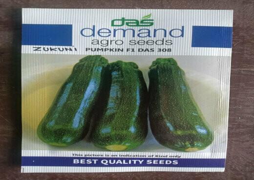 Demand Agro Pumpkin F1 Das (Zucchini)
