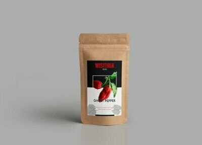 Wisitiria Seeds Ghost Pepper