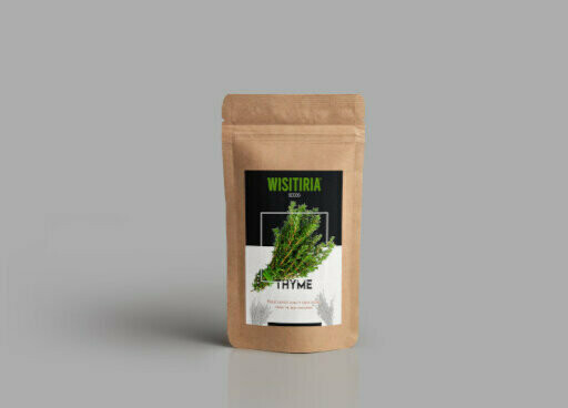 Wisitiria Seeds Thyme