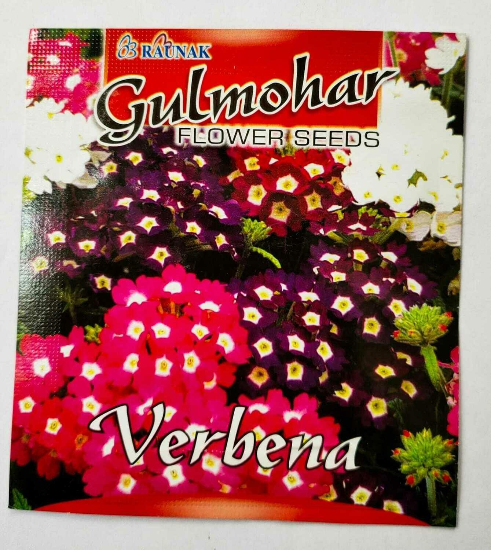 Raunak Seeds Gulmohar Verbena