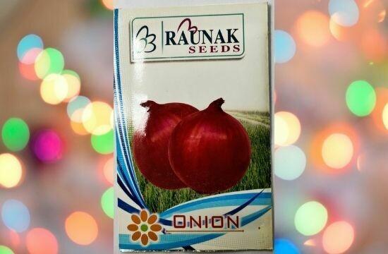 Raunak Seeds Onion