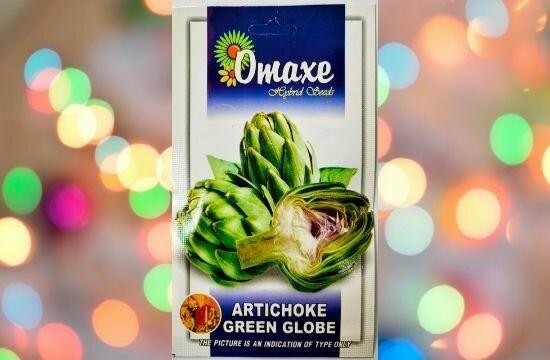Omaxe Artichoke Green Globe
