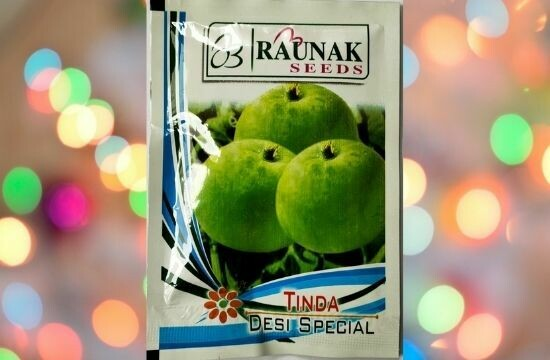 Raunak Seeds Tinda Desi Special