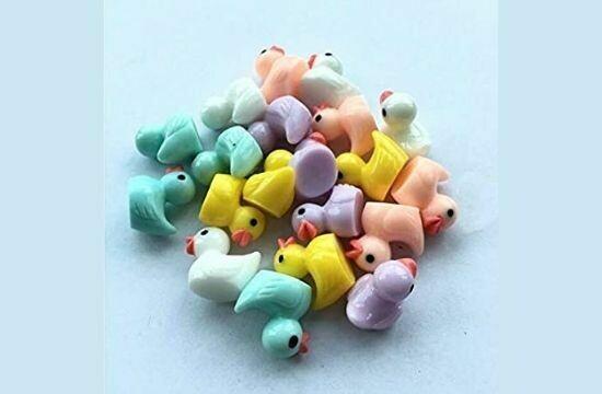 Miniature Ducks (Single Piece)