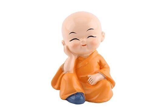 Miniature Monks Assorted (Single Piece)
