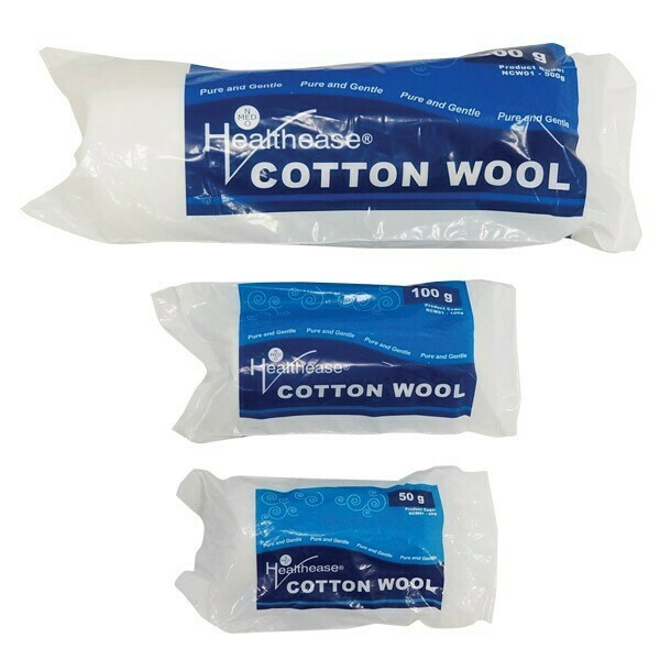 Healthease Cotton Wool Balls