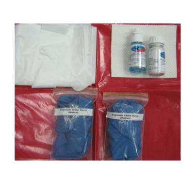 Blood Spillage kit