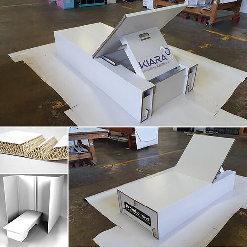 Full Economy Bed