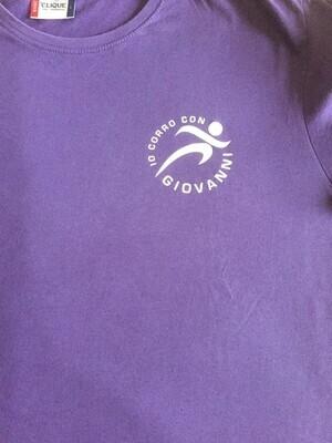 Maglietta ICCG - Purple - © 2018