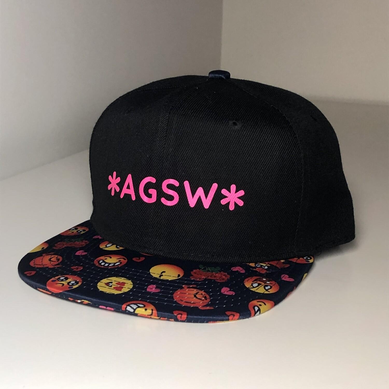 AGSW Emoji Hat
