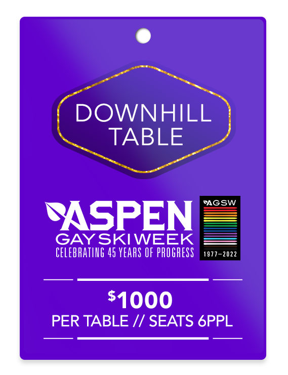 Downhill Table