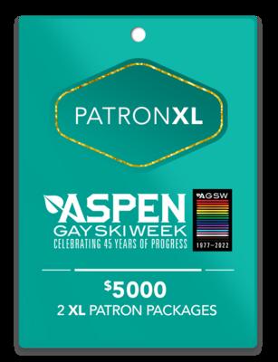Patron XL Pass