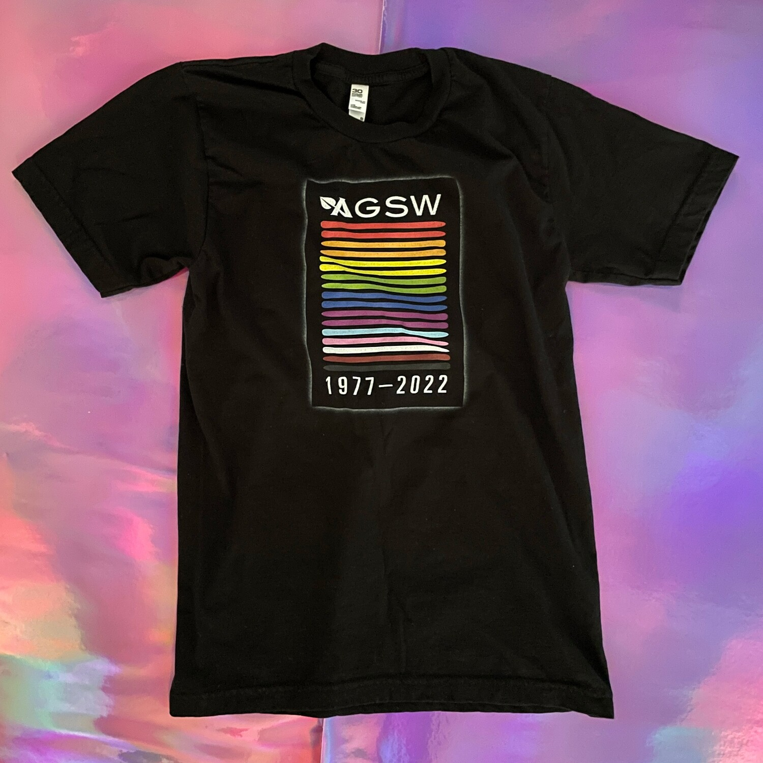 AGSW 2022 Anniversary Shirt - Limited Edition