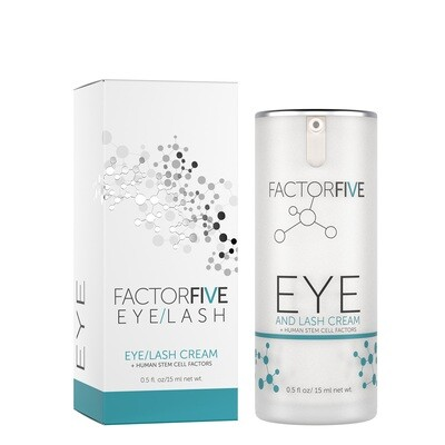 FACTORFIVE Eye & Lash Cream