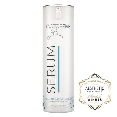 FACTORFIVE Regenerative Serum