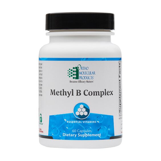 Methyl B Complex 60 ct