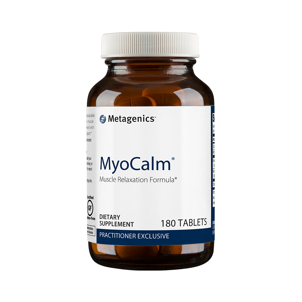 MyoCalm Muscle Relaxation Formula 180T by Metagenics