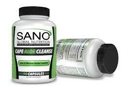 Cape Aloe Cleanse by SANO