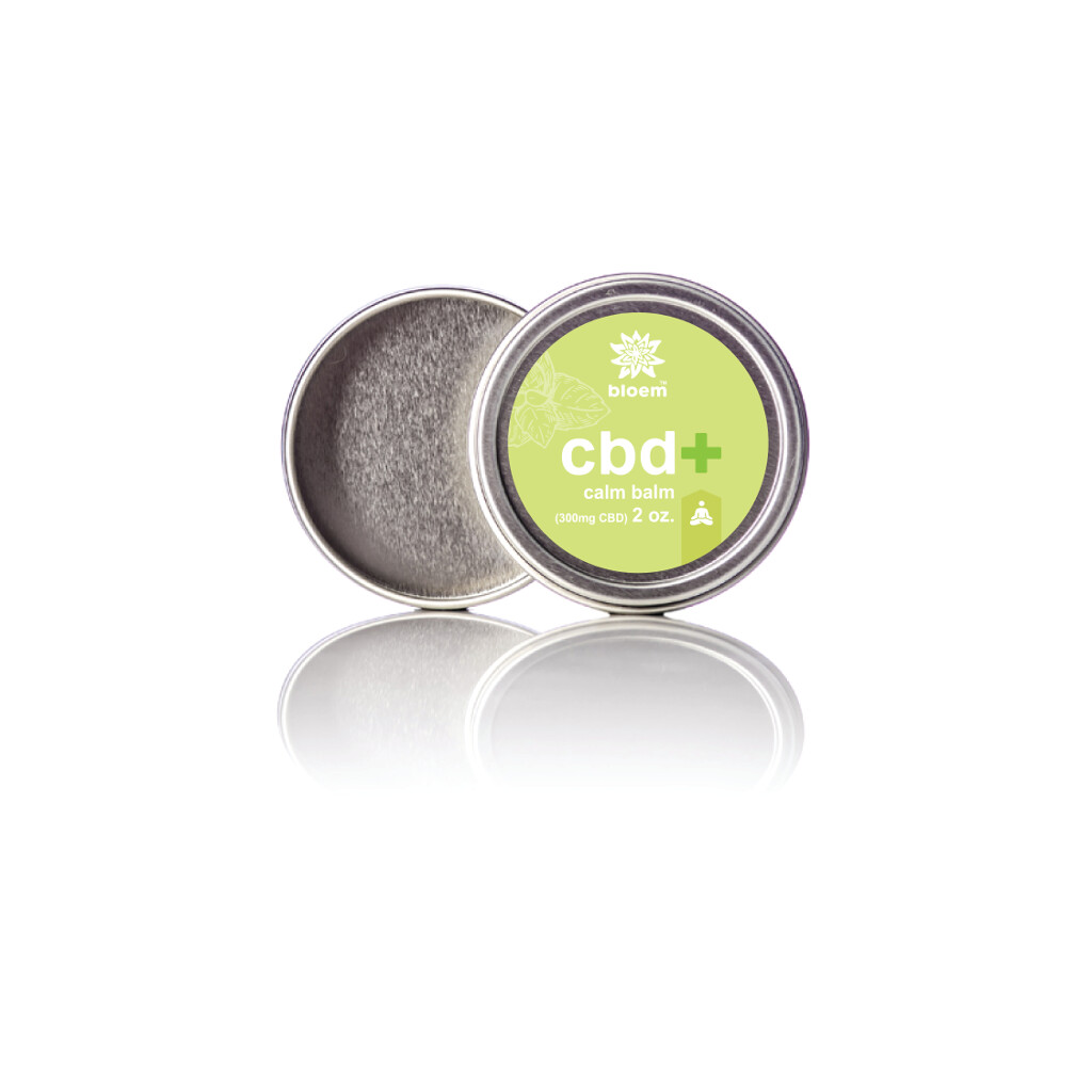 CBD Calm Balm by Bloem