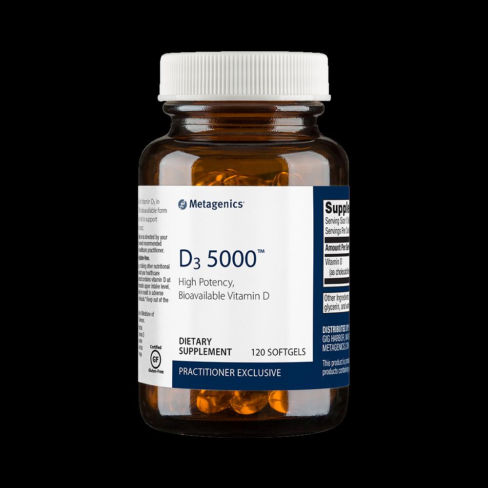 D3 5000 + K