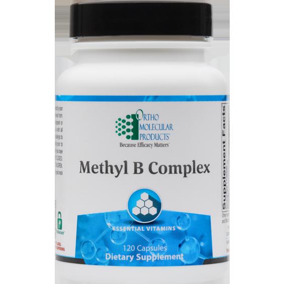Methyl B Complex 120 ct