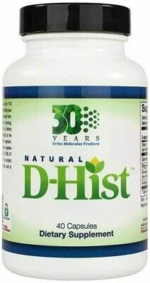 Natural D-Hist 40 Ct