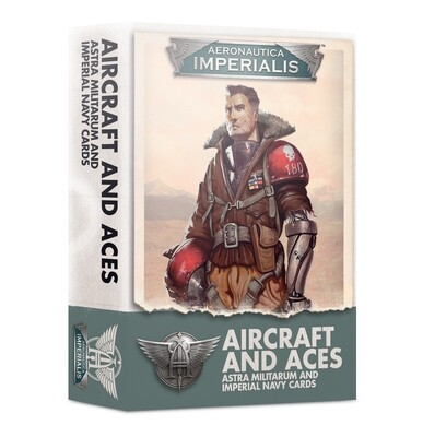 Aeronautica Imperialis: Aircaft and Aces Imperial Navy