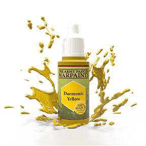 Daemonic Yellow