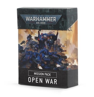 Mission Pack: Open War