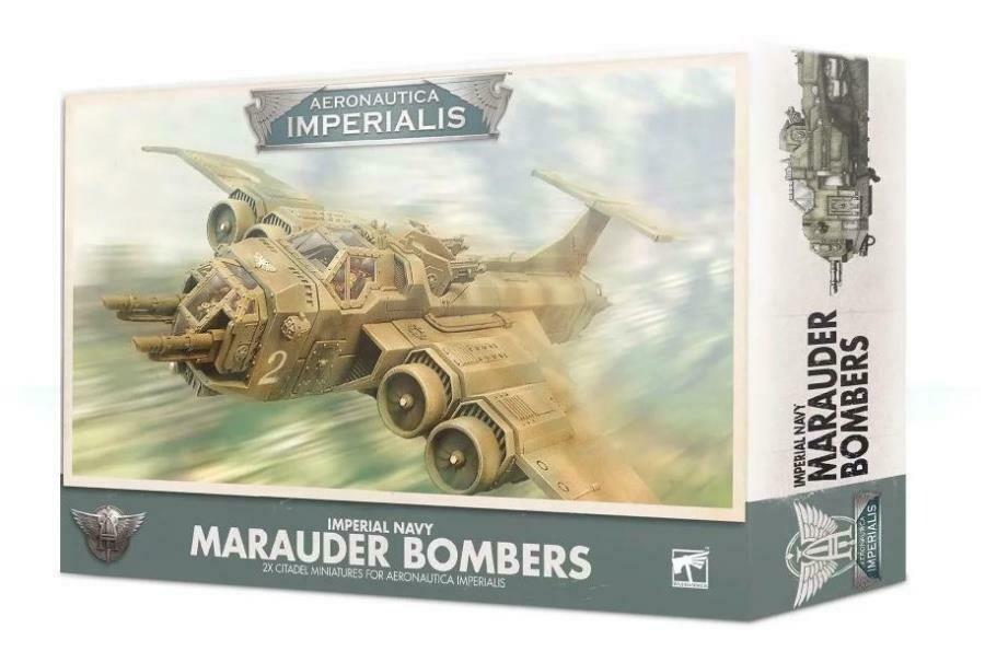 A/I Marauder Bombers