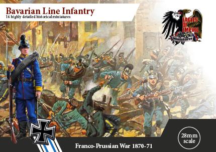 Bavarian Line Infantry