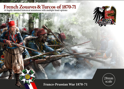 French Turco/Zouave Infantry