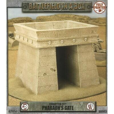 Forgotten City Pharaoh's Gate