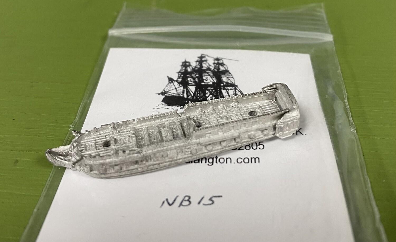 32 gun frigate