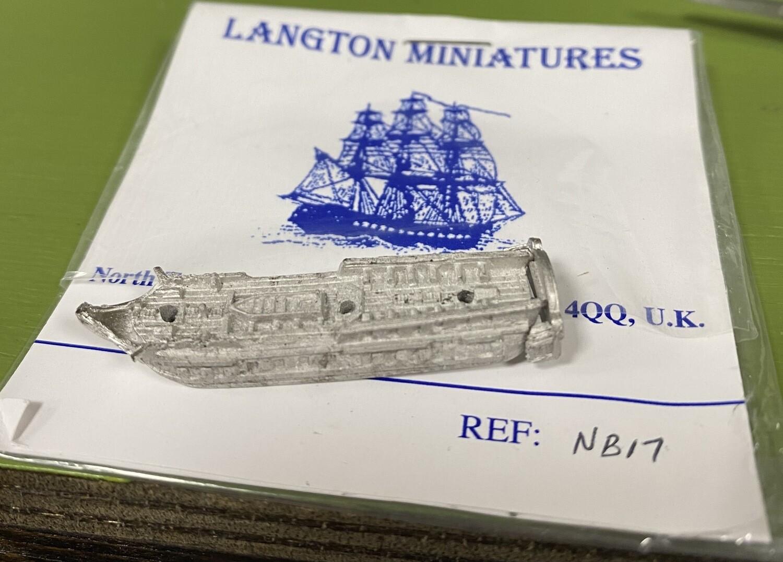 38 gun frigate