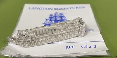 NB23 Royal Sovereign at quarters