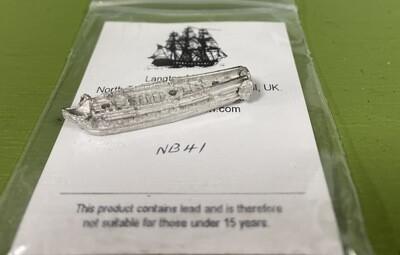 NB41 24 gun frigate