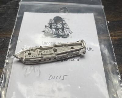 DU15 Ship Corvette