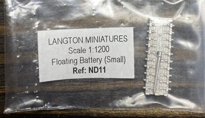 ND11 Floating battery small