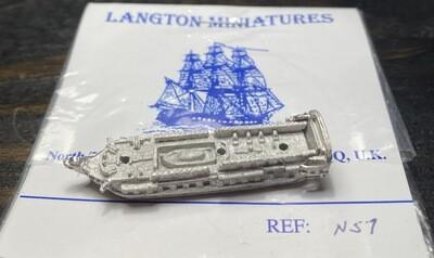 NS7 34 gun frigate