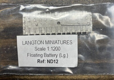 ND12 Floating battery large