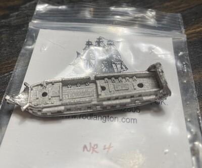 NR4 Russian 32 gun frigate
