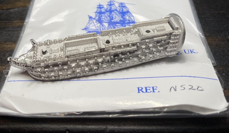 NS20 Santa Ana class 112