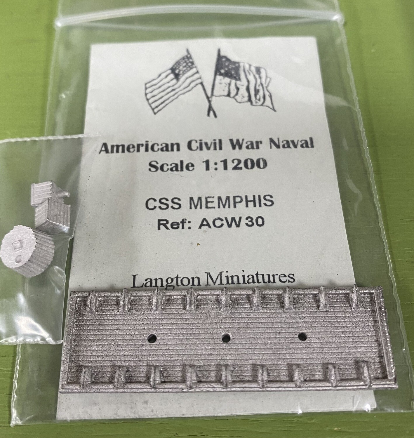 ACW30 CSS Memphis floating battery