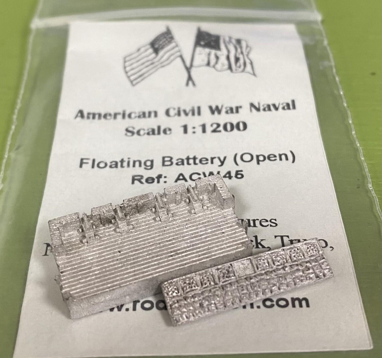 ACW45 Floating battery open