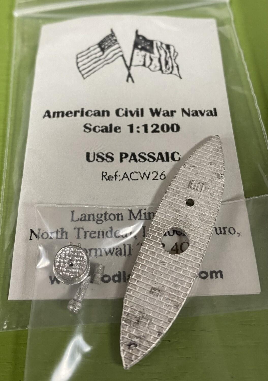 ACW26 USS Passaic monitor
